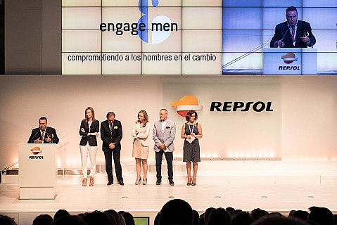 retos engageMEN en gala Top 100